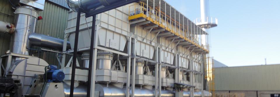 Instalaciones industriales de gas